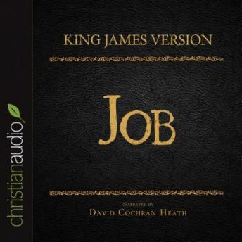 The Holy Bible in Audio - King James Version: Job