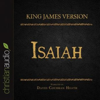 Holy Bible in Audio - King James Version: Isaiah, Various Contributors