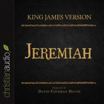 Holy Bible in Audio - King James Version: Jeremiah, Various Contributors