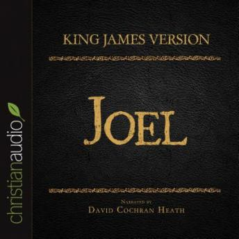 Holy Bible in Audio - King James Version: Joel, Various Contributors