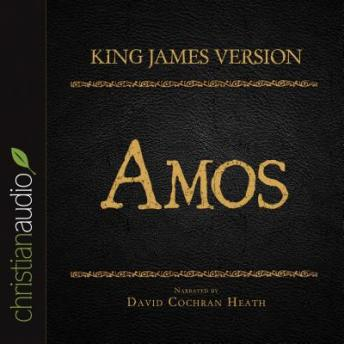 The Holy Bible in Audio - King James Version: Amos