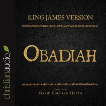 Holy Bible in Audio - King James Version: Obadiah, Christianaudio