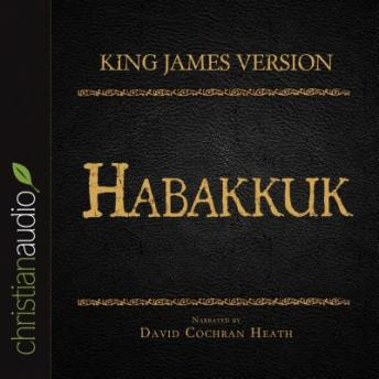 Holy Bible in Audio - King James Version: Habakkuk, Various Contributors