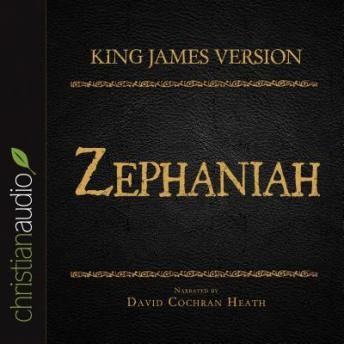 Holy Bible in Audio - King James Version: Zephaniah, Various Contributors