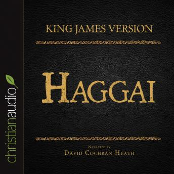 Holy Bible in Audio - King James Version: Haggai, Various Contributors
