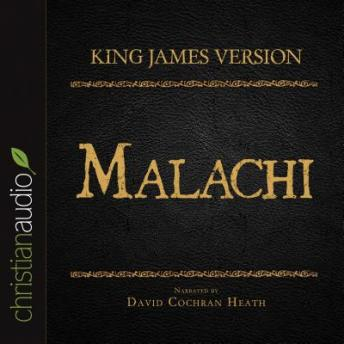 Holy Bible in Audio - King James Version: Malachi, Various Contributors
