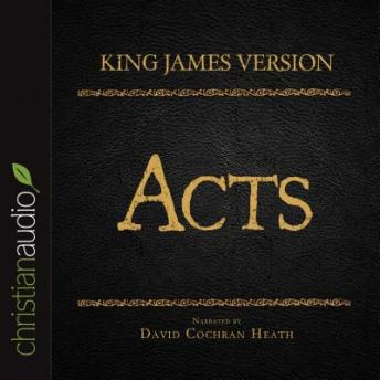 The Holy Bible in Audio - King James Version: Acts