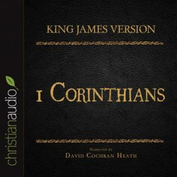 Holy Bible in Audio - King James Version: 1 Corinthians, Various Contributors