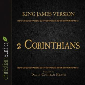Holy Bible in Audio - King James Version: 2 Corinthians, Various Contributors