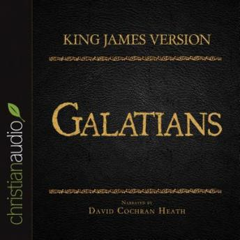 The Holy Bible in Audio - King James Version: Galatians