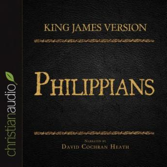Holy Bible in Audio - King James Version: Philippians, Various Contributors