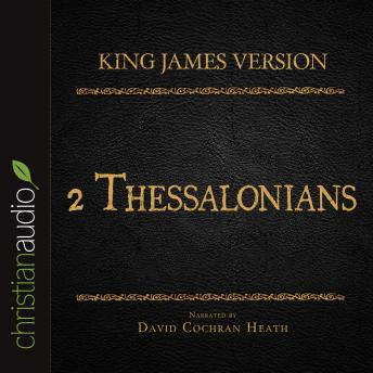 Holy Bible in Audio - King James Version: 2 Thessalonians, Various Contributors
