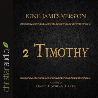 Holy Bible in Audio - King James Version: 2 Timothy sample.