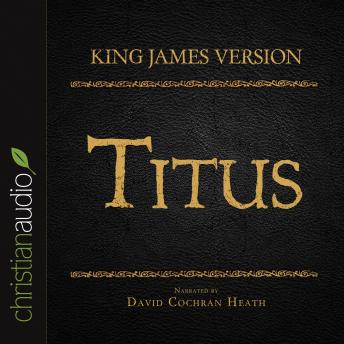 Holy Bible in Audio - King James Version: Titus, Various Contributors