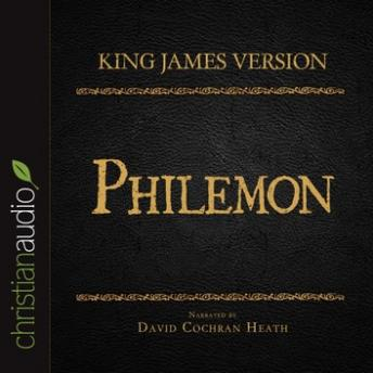 Holy Bible in Audio - King James Version: Philemon, Christianaudio