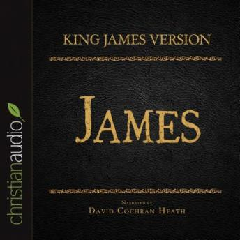 Holy Bible in Audio - King James Version: James, Various Contributors