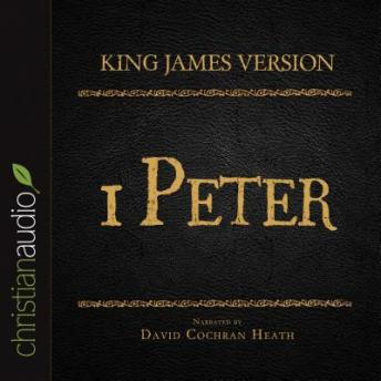 The Holy Bible in Audio - King James Version: 1 Peter