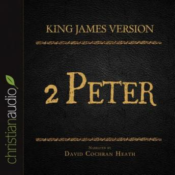 Holy Bible in Audio - King James Version: 2 Peter, Various Contributors