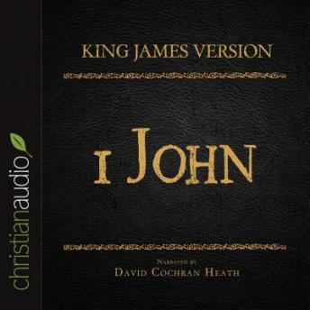 Holy Bible in Audio - King James Version: 1 John, Various Contributors