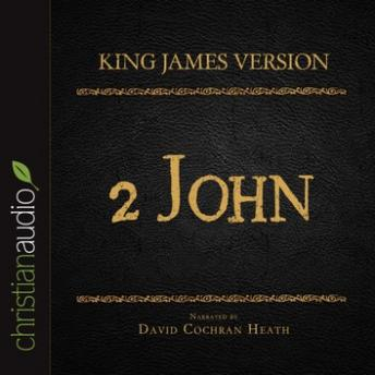 Holy Bible in Audio - King James Version: 2 John, Christianaudio