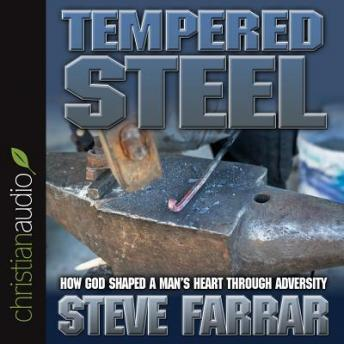 Tempered Steel: How God Shaped a Man's Heart Through Adversity, Steve Farrar