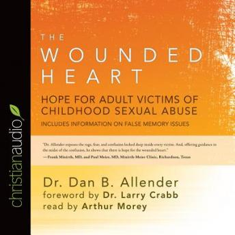 Wounded Heart: Hope for Adult Victims of Childhood Sexual Abuse, Dan B Allender