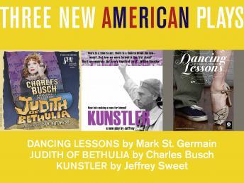 Three New American Plays: