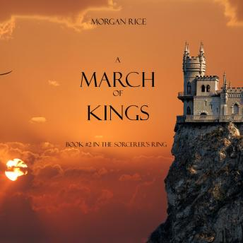 A March of Kings, A (Book #2 in the Sorcerer's Ring)
