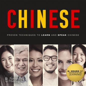 Chinese: Proven Techniques to Learn and Speak Chinese, Audio book by Made For Success