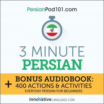 3-Minute Persian: Everyday Persian for Beginners