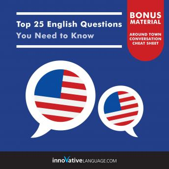 Top 25 English Questions You Need to Know, Innovative Language Learning