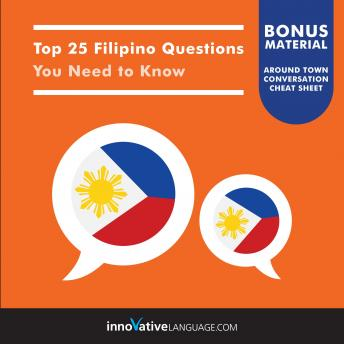 Top 25 Filipino Questions You Need to Know, Innovative Language Learning