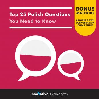 Top 25 Polish Questions You Need to Know, Innovative Language Learning