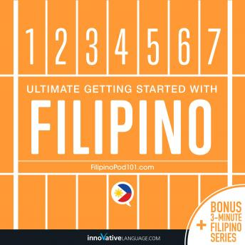 Ultimate Getting Started with Filipino sample.