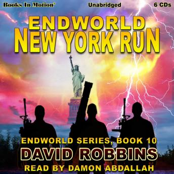 New York Run (Endworld Series, Book 10)