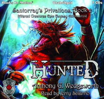 Hunted, Anthony  G. Wedgeworth