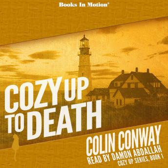 Cozy Up To Death: Cozy Up Series, Book 1 sample.