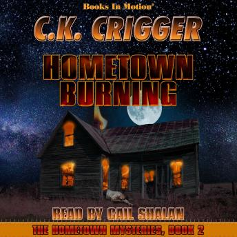 Hometown Burning: The Hometown Mysteries, Book 2