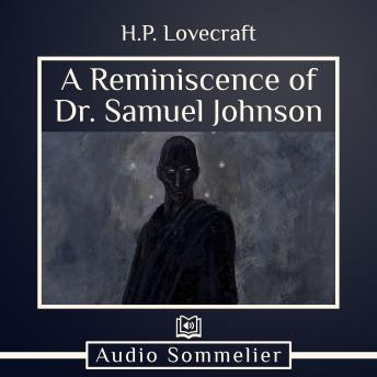 A Reminiscence of Dr. Samuel Johnson