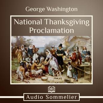 National Thanksgiving Proclamation