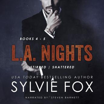 Hollywood Studs Series Boxed Set: L.A. Nights (Books 4 - 5), Sylvie Fox