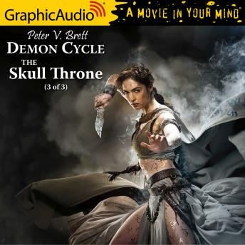 The Skull Throne (3 of 3) [Dramatized Adaptation]