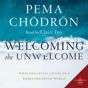 Download Welcoming the Unwelcome: Wholehearted Living in a Brokenhearted World by Pema Chodron