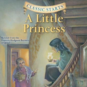 Little Princess, Tania Zamorsky, Frances Hodgson Burnett