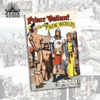 Prince Valiant in the New World