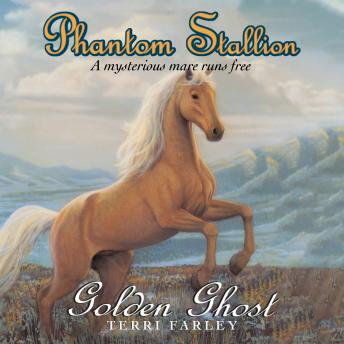 Phantom Stallion: Golden Ghost