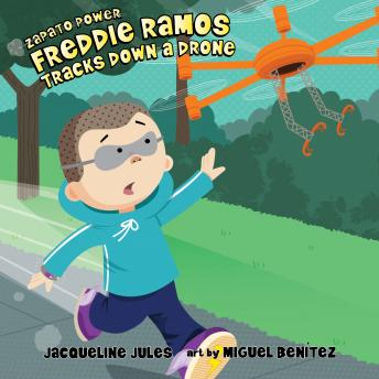Freddie Ramos Tracks Down a Drone