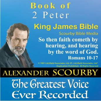 61_2 Peter_King James Bible, Scourby Bible Media