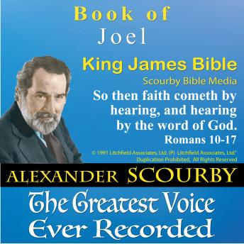 29_Joel_King James Bible, Scourby Bible Media