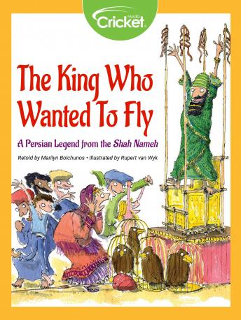 The King Who Wanted to Fly